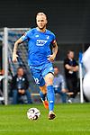 07.10.2018, wirsol Rhein-Neckar-Arena, Sinsheim, GER, 1 FBL, TSG 1899 Hoffenheim vs Eintracht Frankfurt, <br /><br />DFL REGULATIONS PROHIBIT ANY USE OF PHOTOGRAPHS AS IMAGE SEQUENCES AND/OR QUASI-VIDEO.<br /><br />im Bild: Kevin Vogt (TSG Hoffenheim #22)<br /><br />Foto &copy; nordphoto / Fabisch