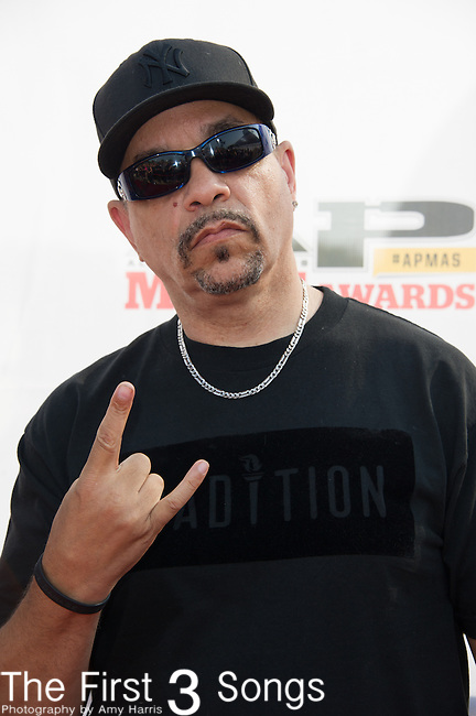 Ice-T attends the 2014 AP Music Awards at the Rock And Roll Hall Of Fame and Museum at North Coast Harbor in Cleveland, Ohio.