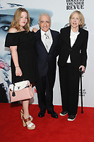 NEW YORK, NY - JUNE 10: Francesca Scorsese, Martin Scorsese and Helen Morris at the Netflix World Premiere of Rolling Thunder Revue: A Bob Dylan Story By Martin Scorsese at Alice Tully Hall in New York City on June 10, 2019. <br /> CAP/MPI/JP<br /> ©JP/MPI/Capital Pictures