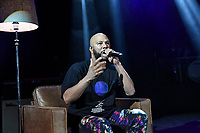 LONDON, ENGLAND - SEPTEMBER 10: Common (Lonnie Corant Jaman Shuka Rashid Lynn) performing at Shepherd's Bush Empire on September 10, 2019 in London, England.<br /> CAP/MAR<br /> ©MAR/Capital Pictures