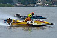 23-W, 5-V   (Outboard Hydroplanes)
