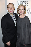 Danny Burstein & Rebecca Luker attending the Broadway Opening Night After Party for The Lincoln Center Theater Production of 'Golden Boy' at the Millennium Broadway in New York City on December 6, 2012