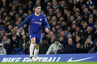 Eden Hazard of Chelsea in action during Chelsea vs Manchester United, Emirates FA Cup Football at Stamford Bridge on 18th February 2019
