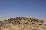 Israel, Rujum Zohar in the Judean Desert