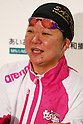 Mayumi Narita,<br /> MARCH 6, 2016 - Swimming :<br /> Dispatch player selection meeting for Rio de Janeiro Paralympic<br /> in Fuji city, Shizuoka, Japan.<br /> (Photo by Shingo Ito/AFLO SPORT)
