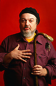 May 03, 1994: DR JOHN - Photosession in Ghent Belgium
