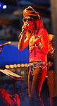 David Johansen, New York Dolls at South St. Seaport, NYC 2006