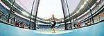 RIO DE JANEIRO - 17/9/2016:  Renee Foessel competes in the women's f38 discus final at the Olympic Stadium during the Rio 2016 Paralympic Games. (Photo by Dave Holland/Canadian Paralympic Committee).