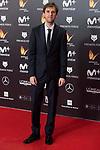 Julian Lopez attends red carpet of Feroz Awards 2018 at Magarinos Complex in Madrid, Spain. January 22, 2018. (ALTERPHOTOS/Borja B.Hojas)