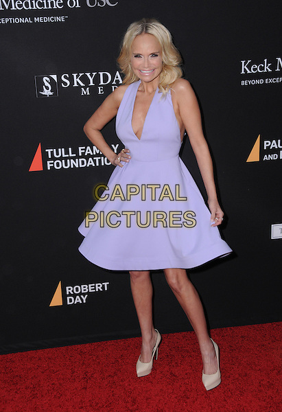 11 May 2016 - Santa Monica, California - Kristin Chenoweth. Arrivals for Rebels With A Cause Gala held at The Barker Hangar. <br /> CAP/ADM/BT<br /> &copy;BT/ADM/Capital Pictures