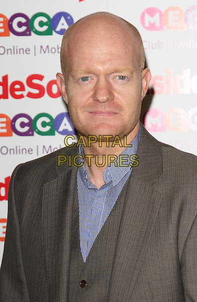 Jake Wood<br /> Inside Soap Awards at Ministry Of Sound, London, England.<br /> 21st October 2013<br /> headshot portrait grey gray suit white shirt<br /> CAP/ROS<br /> &copy;Steve Ross/Capital Pictures