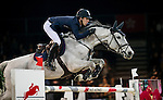 Maikel van der Vleuten of Netherlands riding VDL Groep Arera C in action during the Longines Grand Prix as part of the Longines Hong Kong Masters on 15 February 2015, at the Asia World Expo, outskirts Hong Kong, China. Photo by Victor Fraile / Power Sport Images