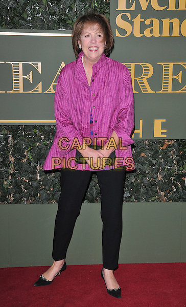 Penelope Wilton attends the London Evening Standard Theatre Awards 2015, The Old Vic, The Cut, London, England, UK, on Sunday 22 November 2015.<br /> CAP/CAN<br /> &copy;CAN/Capital Pictures