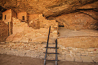 Balcony House Ladder - Colorado - Mesa Verde National Park