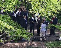www.acepixs.com<br /> <br /> May 10 2017, New York City<br /> <br /> An unidentified dead body was found and extracted from Central Park on May 10 2017 in New York City<br /> <br /> By Line: Zelig Shaul/ACE Pictures<br /> <br /> <br /> ACE Pictures Inc<br /> Tel: 6467670430<br /> Email: info@acepixs.com<br /> www.acepixs.com