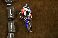 SX2 / Jackson Richardson <br /> Monster Energy Aus-XOpen<br /> Supercross &amp; FMX International<br /> Qudos Bank Arena, Olympic Park NSW<br /> Sydney AUS Sunday 12  November 2017. <br /> &copy; Sport the library / Jeff Crow