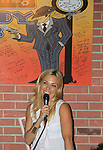 """General Hospital's Kate Sullivan """"Kate"""" at Uncle Vinnie's Comedy Club on September 9, 2012 in Pt. Pleasant, New Jersey to see their fans for autographs, meet/greet and photos.  (Photo by Sue Coflin/Max Photos)"""