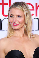 "WESTWOOD, LOS ANGELES, CA, USA - APRIL 21: Actress Cameron Diaz arrives at the Los Angeles Premiere Of Twentieth Century Fox's ""The Other Woman"" held at the Regency Village Theatre on April 21, 2014 in Westwood, Los Angeles, California, United States. (Photo by David Acosta/Celebrity Monitor)"