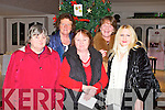 FOOD FUN: Enjoying great fun at the Garvey's Food Fair at the Earl of Desmond hotel on Friday l-r:Lin Murphy, Philomena Stack, Bride Murphy, Michelle Murphy and Breda Murphy all from Banna.