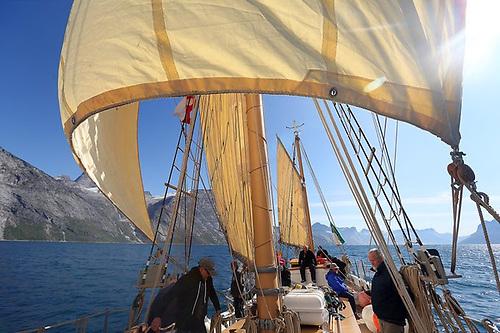 Ilen's Sails