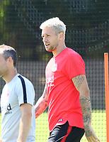 Marco Russ (Eintracht Frankfurt) - 18.07.2018: Eintracht Frankfurt Training, Commerzbank Arena