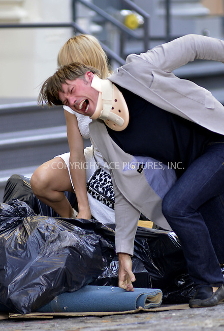 WWW.ACEPIXS.COM<br /> <br /> June 21 2013, New York City<br /> <br /> Actors Cameron Diaz and Nikolaj Coster-Waldau on the set of the new movie 'The Other Woman' on June 21 2013 in New York City<br /> <br /> By Line: Curtis Means/ACE Pictures<br /> <br /> <br /> ACE Pictures, Inc.<br /> tel: 646 769 0430<br /> Email: info@acepixs.com<br /> www.acepixs.com