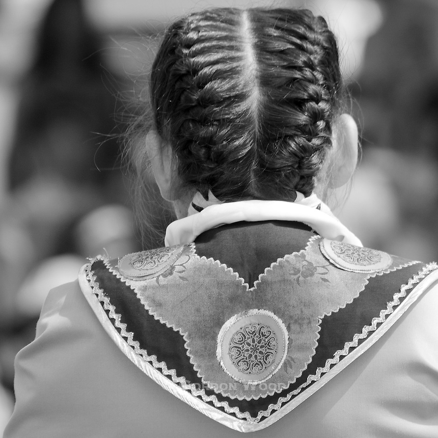 Young dancer at Pow Wow