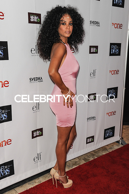 WEST HOLLYWOOD, CA - JULY 09: Series premiere of TV One's 'R&B Divas LA' at The London Hotel on July 9, 2013 in West Hollywood, California. (Photo by Rob Latour/Celebrity Monitor)