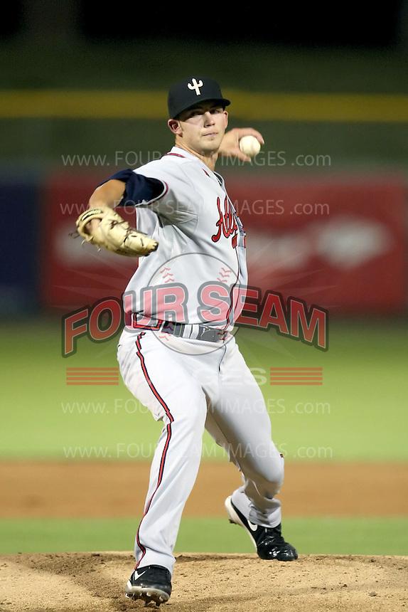 Mike Minor - Peoria Saguaros, 2009 Arizona Fall League.Photo by:  Bill Mitchell/Four Seam Images..