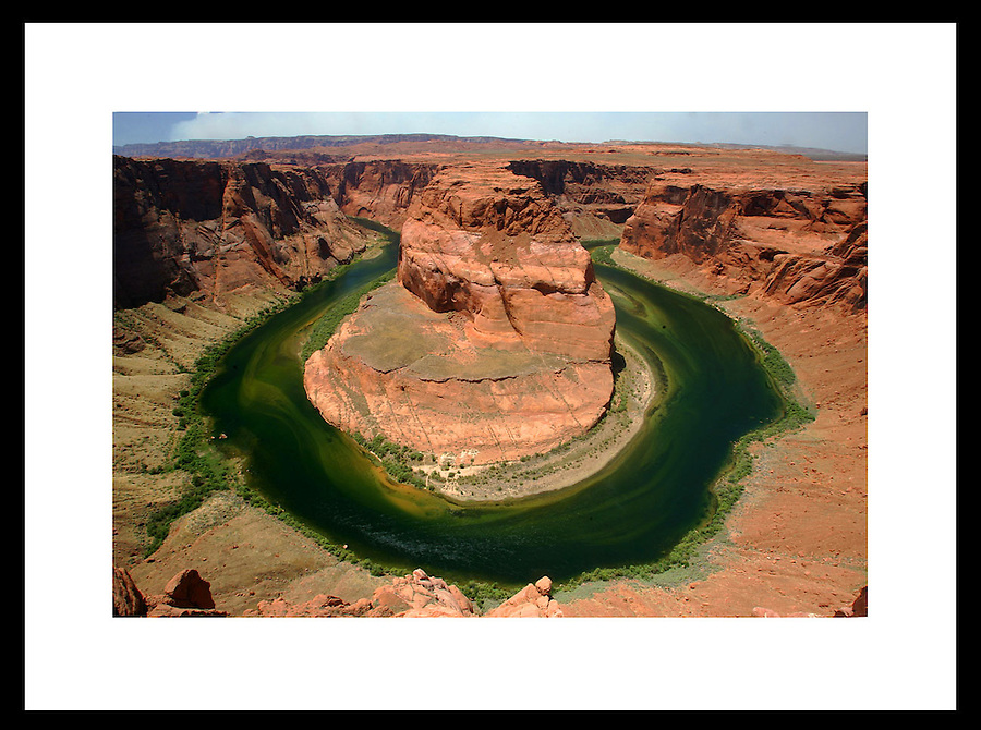 Horshoe Bend, Arizona. © Andrew Shurtleff