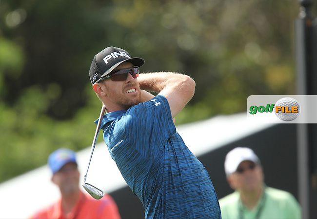 Hunter Mahan (USA),  during The Final Round of the Arnold Palmer Invitational, Bay Hill Club and Lodge, Orlando,  Florida, USA. 20/03/2016.<br /> Picture: Golffile | Mark Davison<br /> <br /> <br /> All photo usage must carry mandatory copyright credit (&copy; Golffile | Mark Davison)