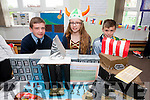 A showcase  on Ireland  by students of CURROW NS by Darragh Kelly, Caitlyn Twomey and Thomas Flemby part of European Flag project on Thursday