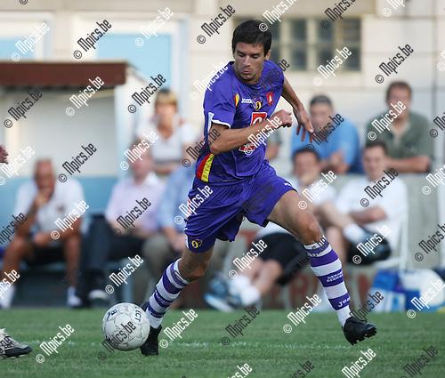 2009-06-27 / Voetbal / Germinal Beerschot seizoen 2009-2010 / Djordje Svetlicic ..Foto: Maarten Straetemans (SMB)