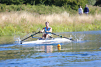 Race: 19  1x (Band 1)  Heat 1<br /> <br /> Peterborough Summer Regatta 2018 - Saturday<br /> <br /> To purchase this photo, or to see pricing information for Prints and Downloads, click the blue 'Add to Cart' button at the top-right of the page.
