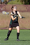 Santa Barbara, CA 02/13/10 - Bonnie Burtis (Cal Poly #10) in action during the Lindenwood-Cal Poly SLO game at the 2010 Santa Barbara Shoutout, Lindenwood defeated Cal Poly SLO 7-6.