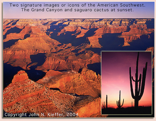 "Captioned photo from ""Mastering Nature Photography,"" John's 3rd book.<br />