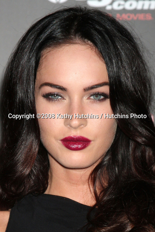 """Megan Fox  arriving at the  """"Jennifer's Body"""" Comic-Con Party in the Kin Lounge at the  Manchester Grand Hyatt Hotel in San Diego, CA, United States  on July 23, 2009 .©2008 Kathy Hutchins / Hutchins Photo.."""