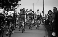 Liege-Bastogne-Liege 2012.98th edition..peloton cruising by