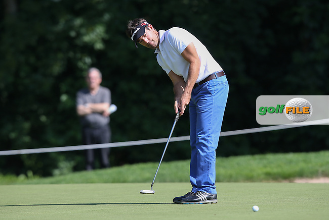Eduardo De La Riva (ESP) putting on the 12th  during Round Two of the 2015 BMW International Open at Golfclub Munchen Eichenried, Eichenried, Munich, Germany. 26/06/2015. Picture David Lloyd | www.golffile.ie