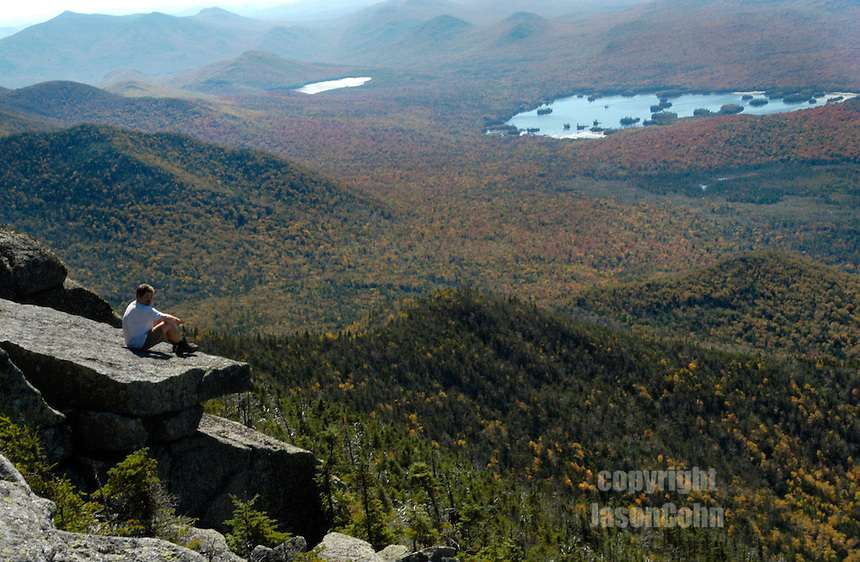 Fall in the Adirondacks. Photo by Jason Cohn