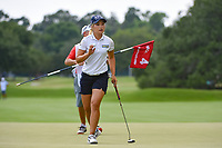 Jeongeun6 Lee (KOR) after sinking her putt on 4 during round 3 of the 2019 US Women's Open, Charleston Country Club, Charleston, South Carolina,  USA. 6/1/2019.<br /> Picture: Golffile | Ken Murray<br /> <br /> All photo usage must carry mandatory copyright credit (© Golffile | Ken Murray)