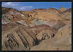 Death Valley National park, Artist's Palette