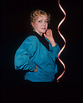 Olga Volkova - is a russian theatre and film actress. | Ольга Владимировна Волкова - советская и российская актриса театра и кино. Москва,1994 г.