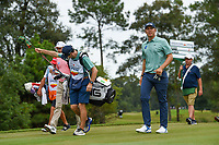 Seamus Power (IRL) makes his way down 11 during round 4 of the 2019 Houston Open, Golf Club of Houston, Houston, Texas, USA. 10/13/2019.<br /> Picture Ken Murray / Golffile.ie<br /> <br /> All photo usage must carry mandatory copyright credit (© Golffile | Ken Murray)