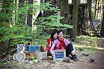 Singapore Couple Wai & Nicky visit Bass Lake and Nelder Grove, Yosemite California<br /> Photography by Joelle Leder Photography Studio<br /> Oct 2013