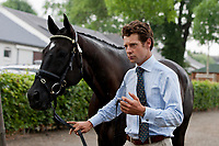 AUS-Christopher Burton (UNDERDISCUSSION) 2012 GER-CHIO Aachen Weltfest des Pferdesports (Thursday) - CICO*** Eventing 1ST Horse Inspection