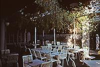 St. Louis: Park Place Saloon, Courtyard. Photo '78.