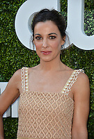 LOS ANGELES, CA. August 10, 2016: Lindsay Sloane at the CBS &amp; Showtime Annual Summer TCA Party with the Stars at the Pacific Design Centre, West Hollywood. <br /> Picture: Paul Smith / Featureflash