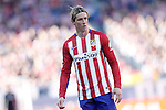 Atletico de Madrid's Fernando Torres during La Liga match. April 17,2016. (ALTERPHOTOS/Acero)
