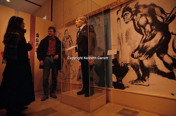 Germany; Neandertal Museum, Neandertal, Erkrath